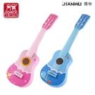 【快樂購】玩具 2寸手工木質兒童初學者入門小吉他