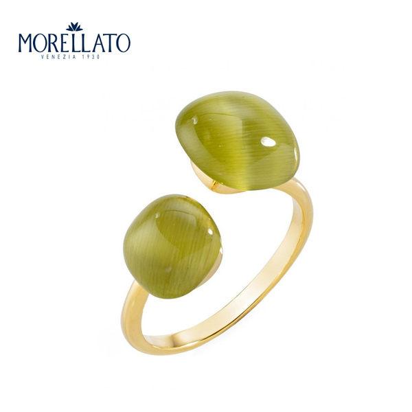 【MORELLATO】義大利百年品牌 貓眼石戒指 SAKK320