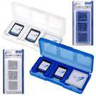 現貨 3DS/PSV 日本CYBER 全新 雙對應 雙用 兩用 6入卡帶盒 收納盒 【玩樂小熊】