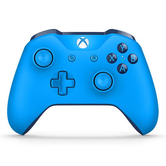 [哈GAME族]免運費 可刷卡 XBOX ONE 無線控制器 特別版  藍 無線手把 藍芽 無線控制器 原廠公司貨