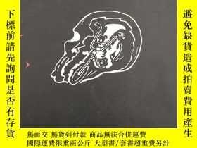二手書博民逛書店coffin罕見cheaters 1% motorcycle c