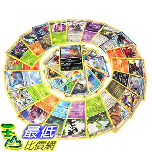 [美國直購] 神奇寶貝 精靈寶可夢周邊 25 Rare Pokemon Cards with 100 HP or Higher (Assorted Lot with No Duplicates)