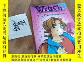 二手書博民逛書店witch罕見the disappear anceY15335 見圖 見圖