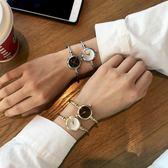 手錶女手鐲學生正韓簡約潮流ulzzang休閒大氣時裝飾百搭手鍊女錶  雙12八七折