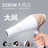 髮廊吹風機大小功率家用理髮店冷熱風不傷髮靜音學生宿舍電吹風筒YTL·皇者榮耀3C