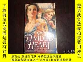 二手書博民逛書店THE罕見DIVIDED HEART,Susan BowdenY