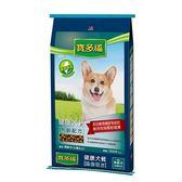 寶多福健康犬餐熟齡專用配方袋15kg【愛買】