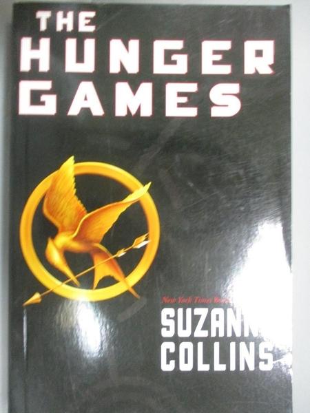 【書寶二手書T1/原文小說_HLG】The hunger games_Suzanne Collins