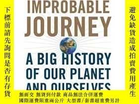 二手書博民逛書店A罕見Most Improbable Journey: A Bi