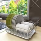 304不銹鋼廚房碗架瀝水架碗筷碗碟架瀝碗架用品收納盒置物架家用