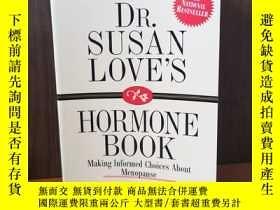二手書博民逛書店Dr.罕見Susan Love s Hormone Book : Making Informed Choices