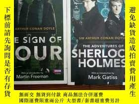 二手書博民逛書店Sherlock:罕見the sign offer four &