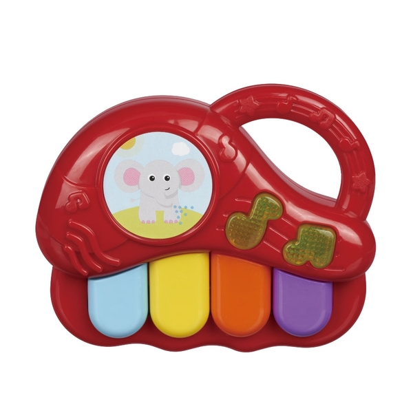 Top Tots天才萌寶 卡通音樂玩具-鋼琴 玩具