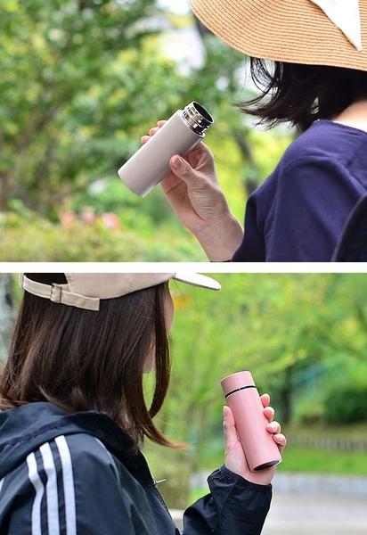日本最小 POKETLE 超輕量 不鏽鋼保溫瓶 更輕巧顏色更時尚 保冰隨行瓶 120ml 日本正版商品