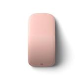 【綠蔭-免運】微軟 Arc 滑鼠(淡雅粉) (ELG-00035)