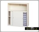 {{ 海中天休閒傢俱廣場 }} F-99 摩登時尚 DF 多功能置物櫃系列 DF-KO-25 電腦桌邊效率櫃