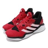 adidas 籃球鞋 Harden Stepback J 黑 紅 女鞋 大童鞋 運動鞋 Jame Harden 【PUMP306】 EF9904