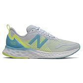 New Balance 寬楦 女鞋 慢跑 輕量 高緩震 柔軟 網布 灰【運動世界】WTMPOGY