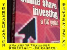 二手書博民逛書店ONLINE罕見SHARE INVESTING A UK GUI