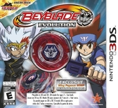 3DS BEYBLADE: Evolution Collector s Edition with Wing Pegasus BEYBLADE:進化(美版代購)