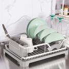 鋁合金餐具瀝水架【JL精品工坊】 碗籃 餐具架 碗盤收納 餐具收納架