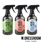 韓國 W.DRESSROOM FEBCLEAN 抗菌持久香氛噴霧 500ml 多功能噴霧 抗菌噴霧 去味噴霧