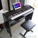 查哈頓電子琴初學者兒童成年入門幼師專用88鍵專業成人數碼電子琴MBS『「時尚彩紅屋」