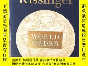 二手書博民逛書店World罕見Order : Reflections on the Character of Nations an