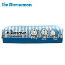【日本正版】哆啦A夢 皮質 長型筆袋 鉛筆盒 筆袋 小叮噹 DORAEMON 三麗鷗 Sanrio - 509019