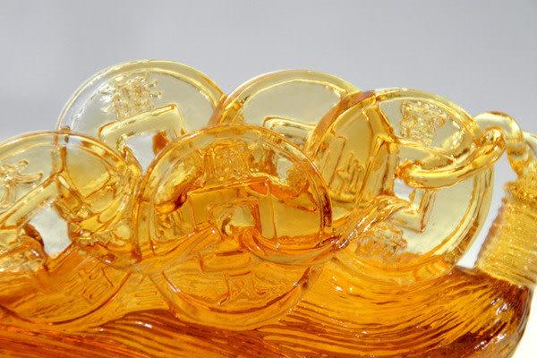 鹿港窯~居家開運珍藏琉璃【諸事如意】附精美包裝◆附古法製作珍藏保證卡◆免運費送到家