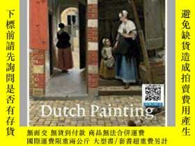 二手書博民逛書店【罕見】Dutch Painting: Revised Edit