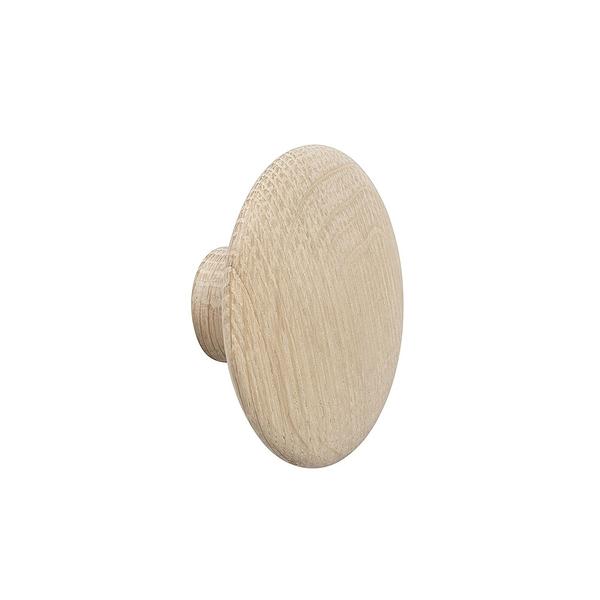 丹麥 Muuto The Dots Wood Coat Hooks 6.5cm 點點造型 木質 衣帽勾 - 迷你尺寸 6.5cm
