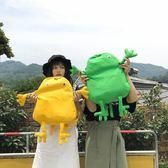 可愛書包女韓版原宿高中學生簡約百搭超火雙肩包背包     糖糖日系森女屋