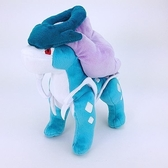 尼德斯Nydus 日本正版 POKEMON 精靈寶可夢 神奇寶貝 二世代 絨毛玩偶 娃娃 三神獸 水君 約26cm