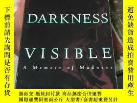 二手書博民逛書店Darkness罕見visible: a memoir of madness 【英文原版Y11245 Will