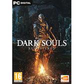 [哈GAME族]免運費●含上級騎士半身像●PC GAME 黑暗靈魂 Remastered 中文版 Dark Souls 收錄追加DLC