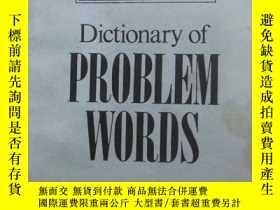 二手書博民逛書店times罕見dictionary of problem wor