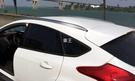 【車王汽車精品百貨】福特 FORD FOCUS 車頂架 行李架 鋁合金 一體成型 螺絲固定 可載重