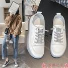 懶人鞋小白鞋女2021年春秋果凍軟底一腳蹬懶人休閒板鞋ins百搭新款單鞋 芊墨 618大促