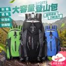 【台灣現貨】戶外登山包 大容量雙肩包 旅行背包 透氣運動背包 後背包【CI026】99750走走去旅行
