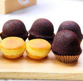 杏芳食品 巧克力布朗尼一盒+蔓越莓乳酪球一盒