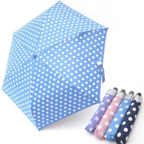 【好傘王】手開傘系_羽量級晴雨兩用-泡沫之夏鋼筆傘(4色可選)(超輕量、防曬、抗UV)