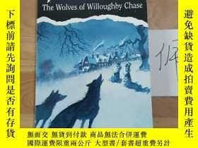 二手書博民逛書店The罕見Wolves of Willoughby ChaseY246207