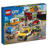樂高積木 LEGO《 LT60258》City 城市系列 - Tuning Workshop╭★ JOYBUS玩具百貨