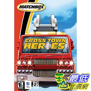 [106美國暢銷兒童軟體] Matchbox Cross-Town Heroes - PC/Mac
