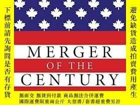 二手書博民逛書店Merger罕見Of The CenturyY255562 Diane Francis Harper 出版2