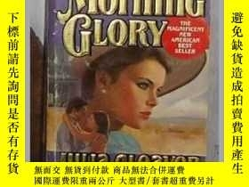 二手書博民逛書店英文原版罕見Morning Glory by Julia Cle