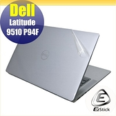 【Ezstick】DELL Latitude 9510 P94F 專用 二代透氣機身保護貼 DIY 包膜