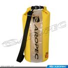 20公升 防水側背包/防水袋/乾式袋  DBG-WG600-20L-YL 【AROPEC】