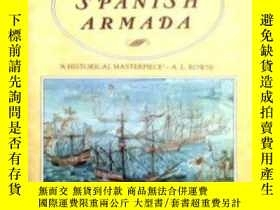 二手書博民逛書店Defeat罕見Of The Spanish ArmadaY364682 Garrett Mattingly
